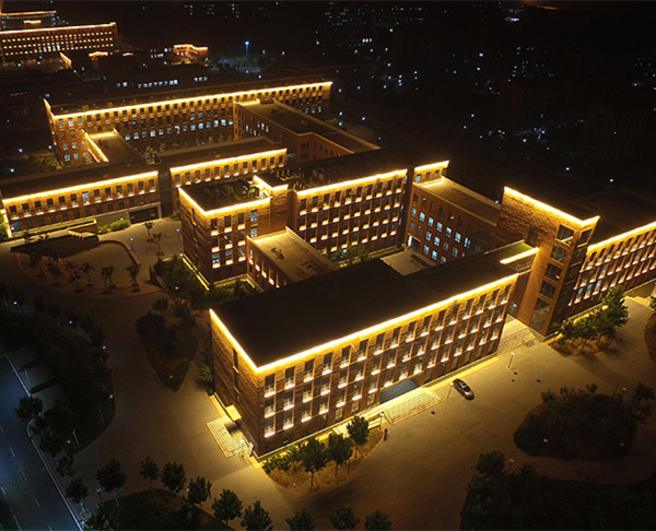 Urban Complex Lighting Projects & Welcome to StrongLED Lighting Systems (Suzhou) Co. Ltd.